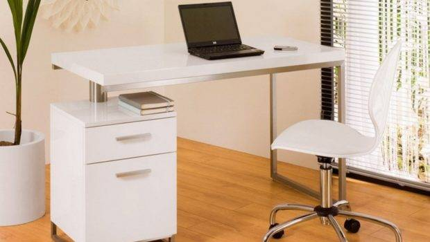 Ideas Dealing Right Small White Desk Your