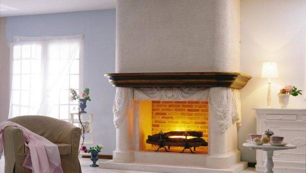 Ideas Design Cool Fireplace
