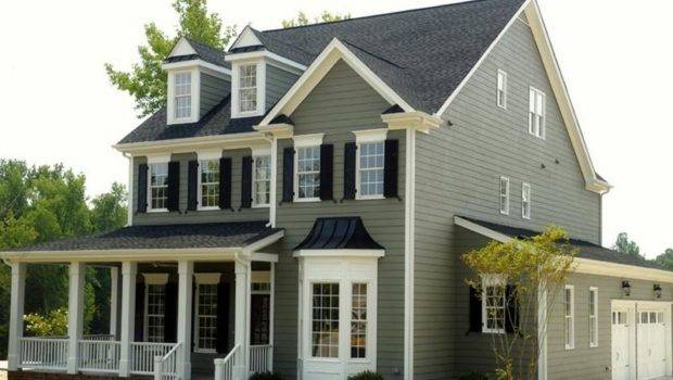 Ideas Design Exterior Paint Color House Simple