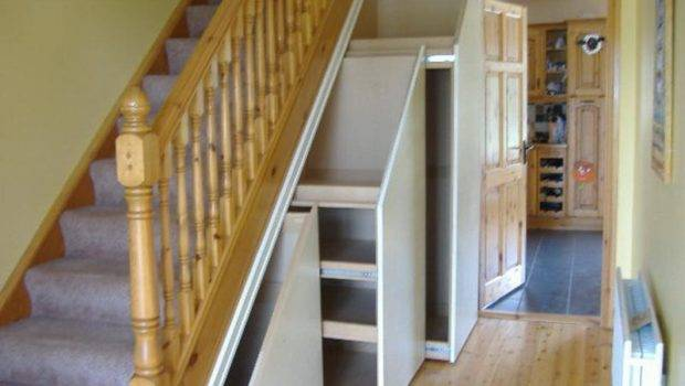 Ideas Design Under Stair Storage Solutions