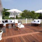 Ideas Easy Outdoor Modern Furniture Deck