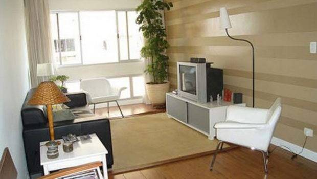 Ideas Fabulous Modern Condo Small Spaces Style Living