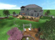 Ideas Front House Cheap Landscaping Backyard