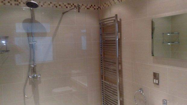 Ideas Install Bathroom Tile Corners Ceramic Wall