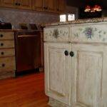 Ideas Kitchen Cabinet Painting Accent Your Colors