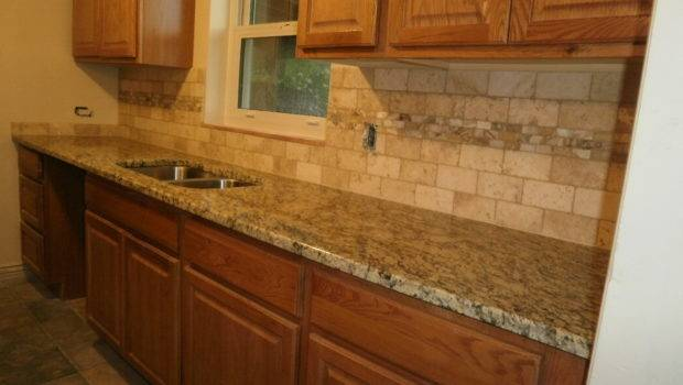 Ideas Kitchen Tile Backsplash Cecilia Granite Countertops