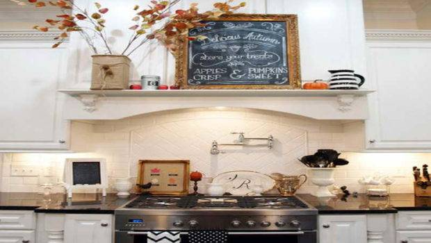 Ideas Kitchen Wall Decorating Pottery Barn