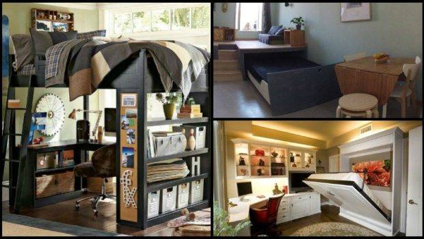Ideas Maximizing Small Bedroom Space Owner Builder Network
