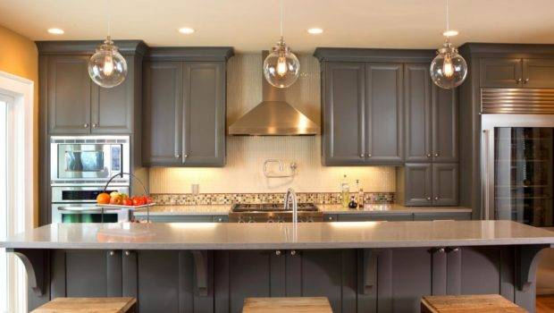 Ideas Painting Kitchen Cabinets Hgtv