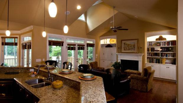 Ideas Rectangle Living Room Great Layout