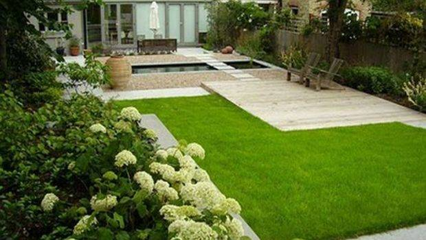 Ideas Simple Tritmonk Garden Landscape Inspiration Design