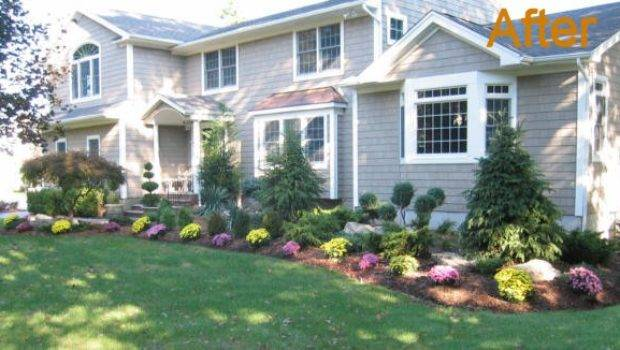 Ideas Slope Front Lawn Landscaping