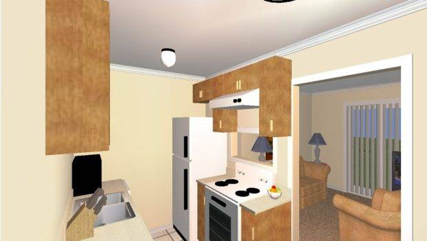 Ideas Small Apartments Decorating One Bedroom