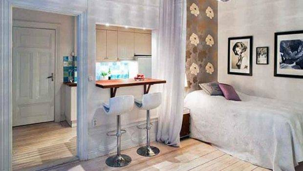 Ideas Small Apartments Decorating