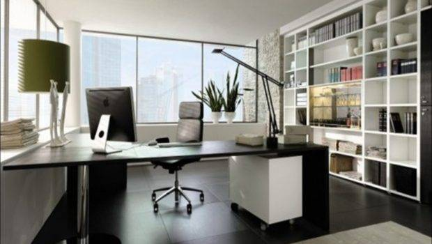 Ideas Small Home Office Space Design Decorating