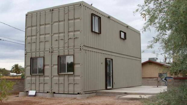 Ideas Steel Shipping Containers Homes Color Gray