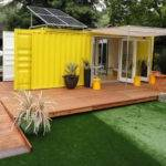 Ideas Steel Shipping Containers Homes Solar Power