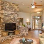 Ideas Stone Walls Decor Installation Wall Fireplaces