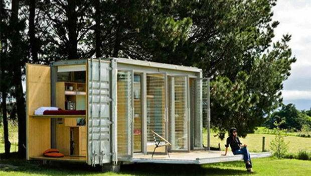 Ideas Storage Container Homes Ten Recycled Shipping