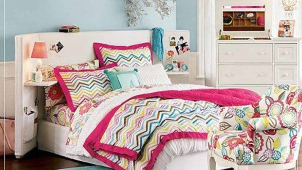 Ideas Teenage Room Colors Fascinating Girl