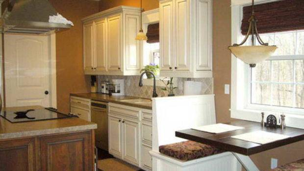 Ideas White Cabinets Kitchen Color Wooden