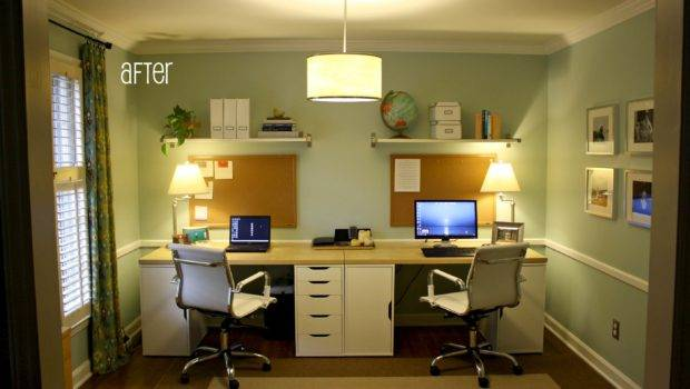Ikea Home Office Ideas Two Design Concept