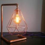 Imposing Copper Light Designs Make Strong Statement