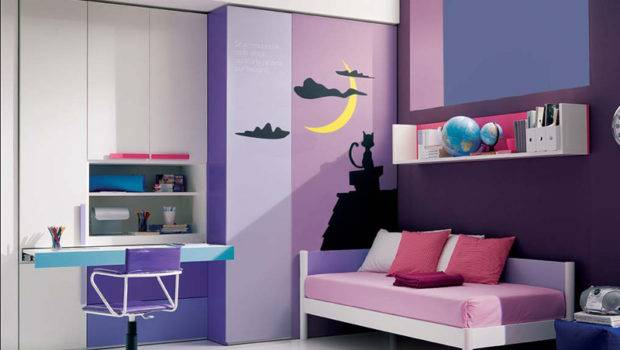 Impressive Cool Teenage Girl Bedroom Ideas Jpeg