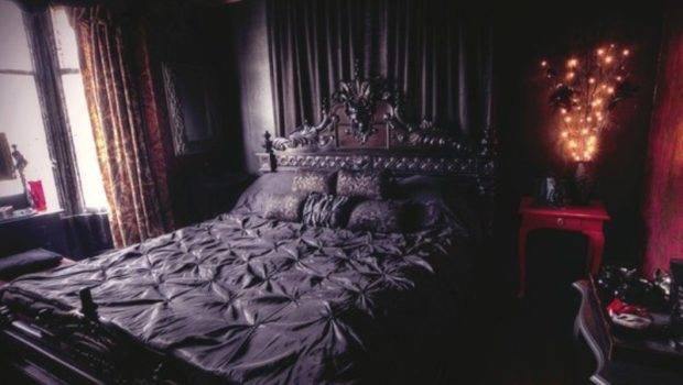 Impressive Gothic Bedroom Design Ideas Digsdigs