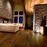 Incredible Interior Decors Stone Walls Top Dreamer