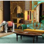 India Inspirations Living Room Set Store Sims
