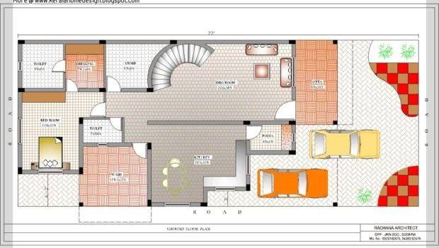 Indian Style Home Plan Elevation Design Kerala