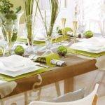 Indoor White Christmas Table Decorations Ideas Decoration