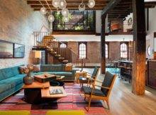 Industrial Style Homes Archives Splendid Habitat Interior Design