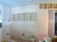 Inexpensive Diy Wood Slat Walls Space Between