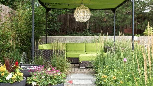 Inexpensive Landscaping Ideas Garden Project Stone