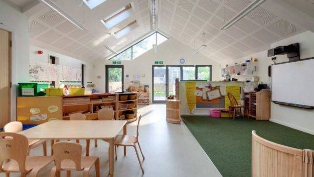 Infant School England Gets Playful Functional New