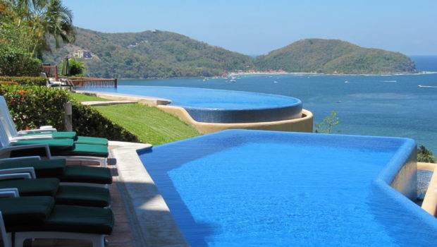 Infinity Pools Pool Great Option Your Backyard