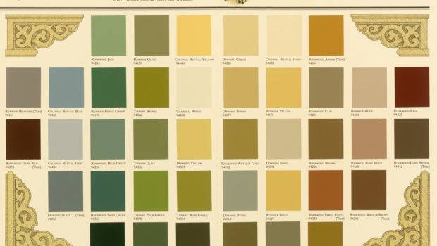 Info Help Choose Historic Paint Colors Your Old Home
