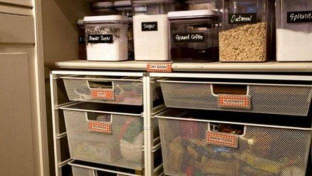 Ingenious Kitchen Organization Tips Storage Ideas