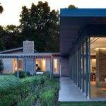 Innovative Shaped House Plan Outdoor Enhancing