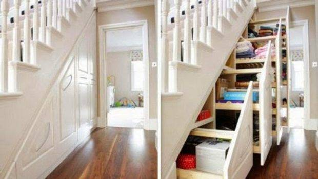 Innovative Under Stairs Ideas Storage Solutions