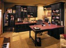 Inside Cozy Home Office Incredible Intended