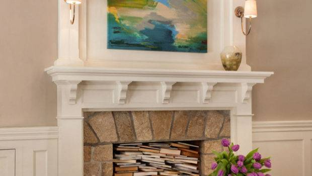 Inside Fireplace Decor Home Design