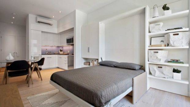Inside New York City First Luxury Micro Apartment