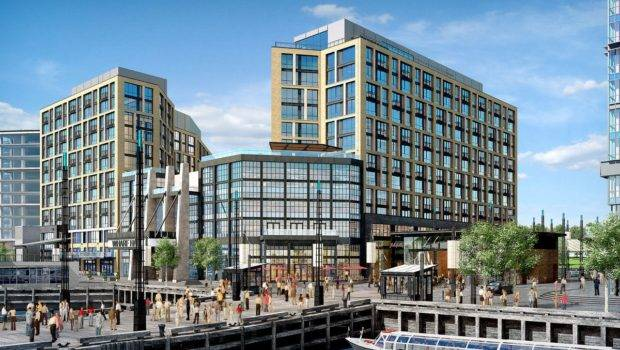Inside Wharf New Apartment Buildings Curbed