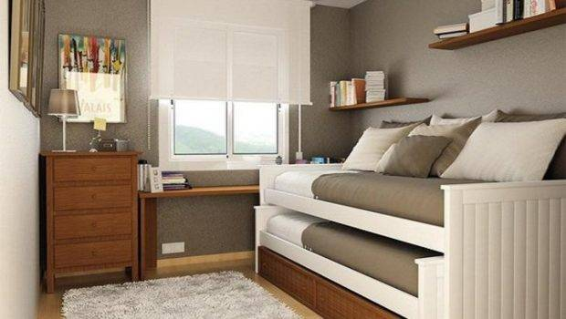Inspiration Bring Excitement Depth Into Small Room