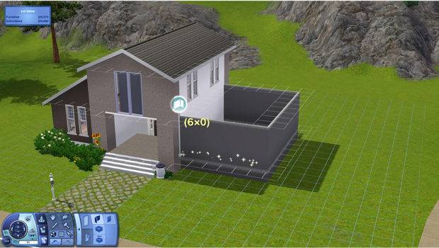 Inspirational Sims House Building Tips