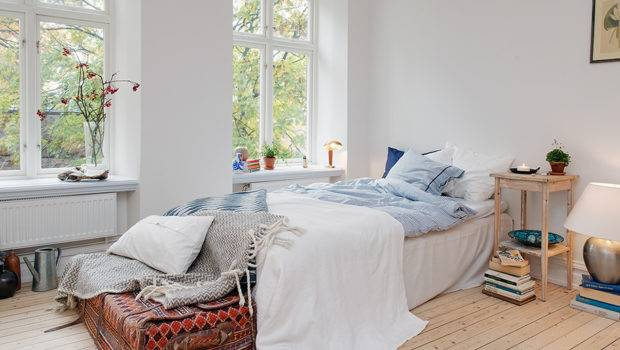 Inspired Small One Room Apartment Gothenburg Freshome