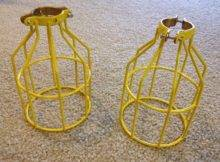 Inspired Whims Light Cage Industrial Pendant Lights